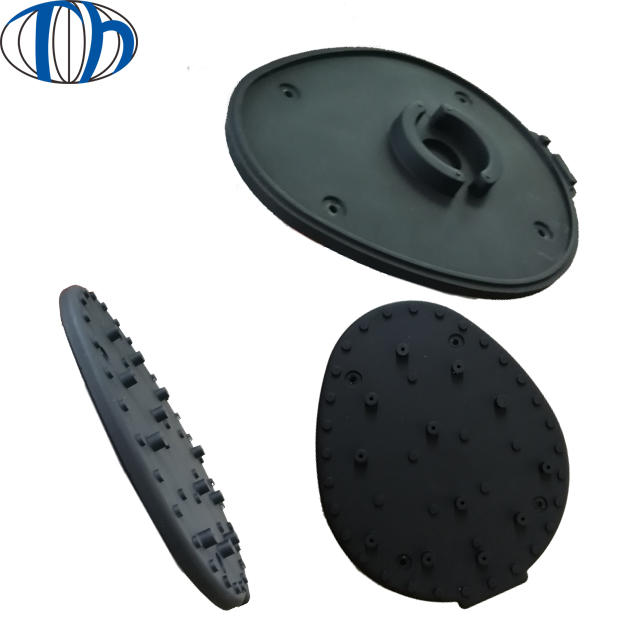Low-speed mini-centrifuge rubber engine silicone mount