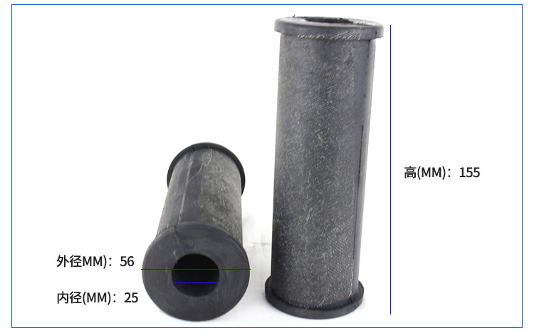 TaiHai antiskid rubber handle grips manufacturer for automobile-8