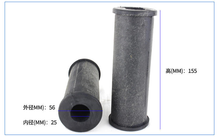 TaiHai antiskid rubber handle grips manufacturer for automobile