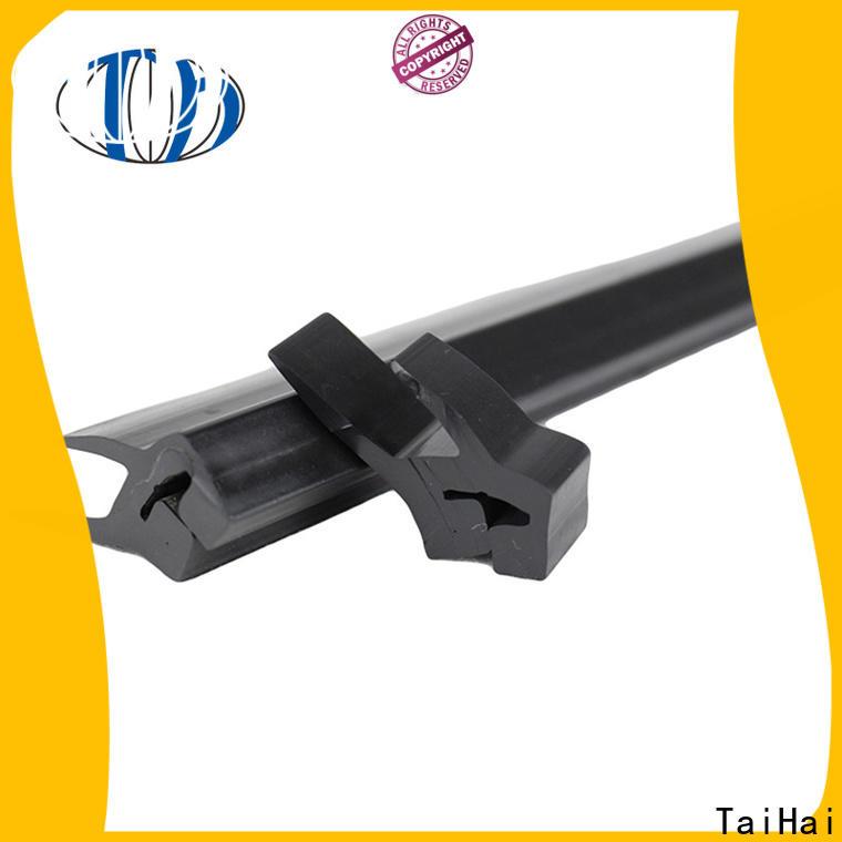 rubber window gasket & hard rubber spacers