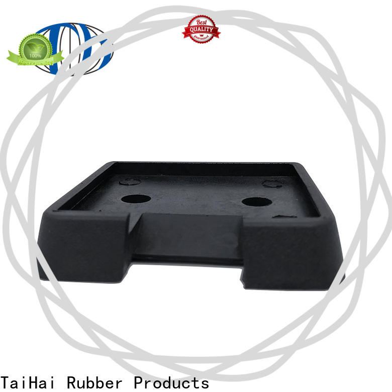shockproof rubber pads mechanical foot pad for machinery