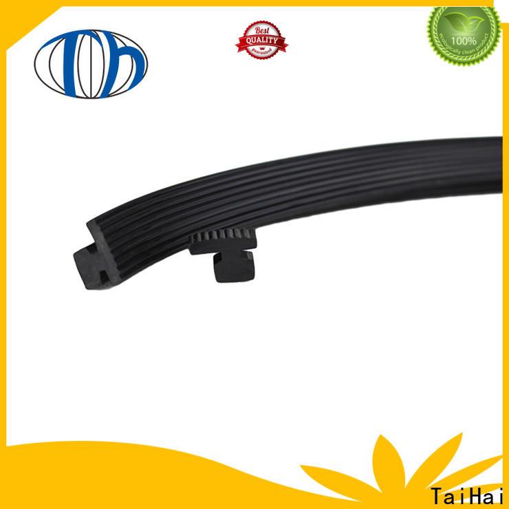 square rubber grommet & shower seal strip