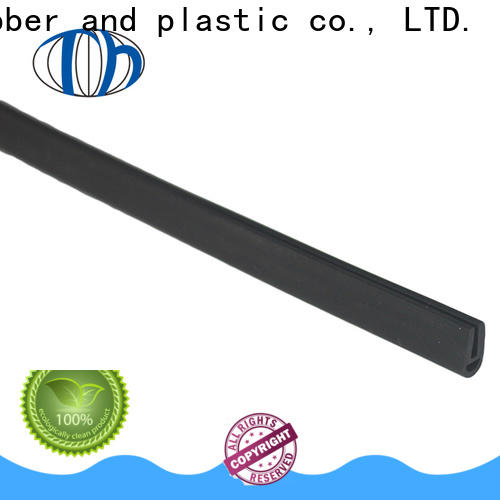 TaiHai milk colour rubber edge protector manufacturer for medical equipment