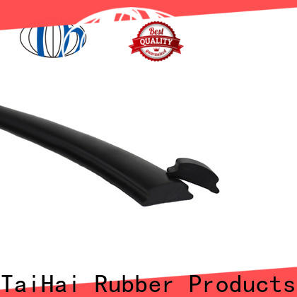 rubber spacers & rubber edge protector