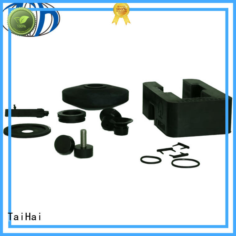 dome rubber molded parts maker for machinery