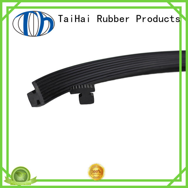 TaiHai decorating rubber edging strip supplier for medical equipment