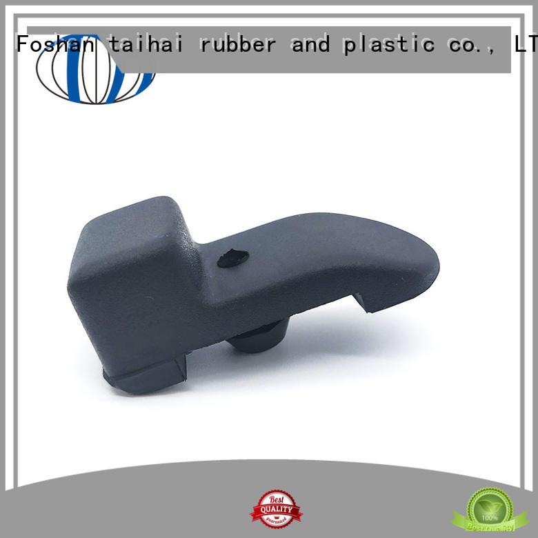 TaiHai black rubber bumper pads customization for machinery