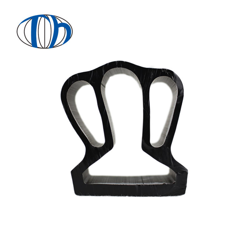 High quality arc-shaped waterproof TPR/TPV rubber sealing strip for car door