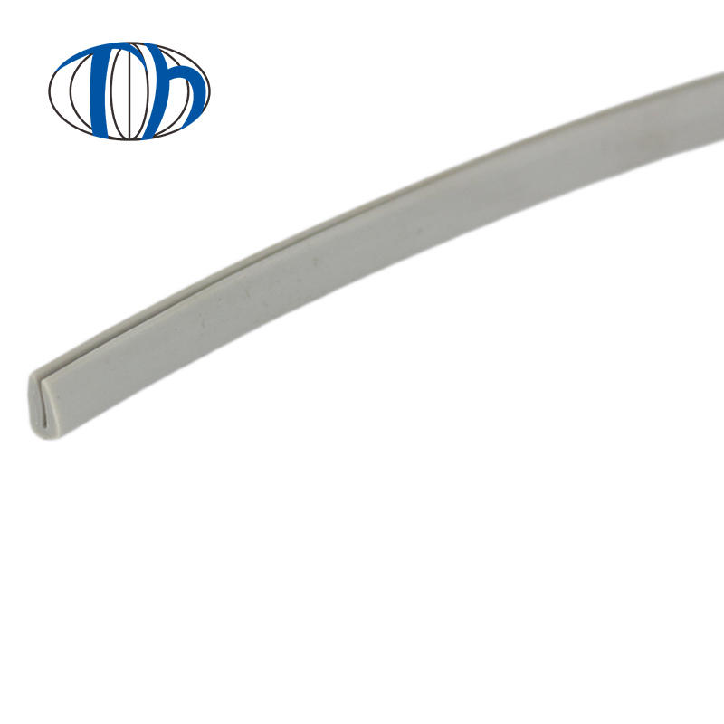 Crashrproof decorating silicone strip for food machinery,medical equipment