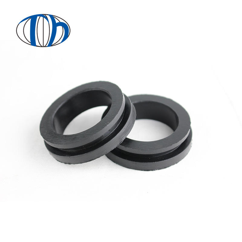 Hot sale silicone unilateral rubber sealing washer flat rubber gaskets rubber flat washer