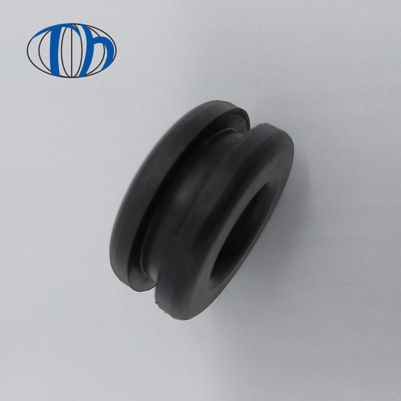 Sound insulation waterproof rubber seal bushings rubber grommets