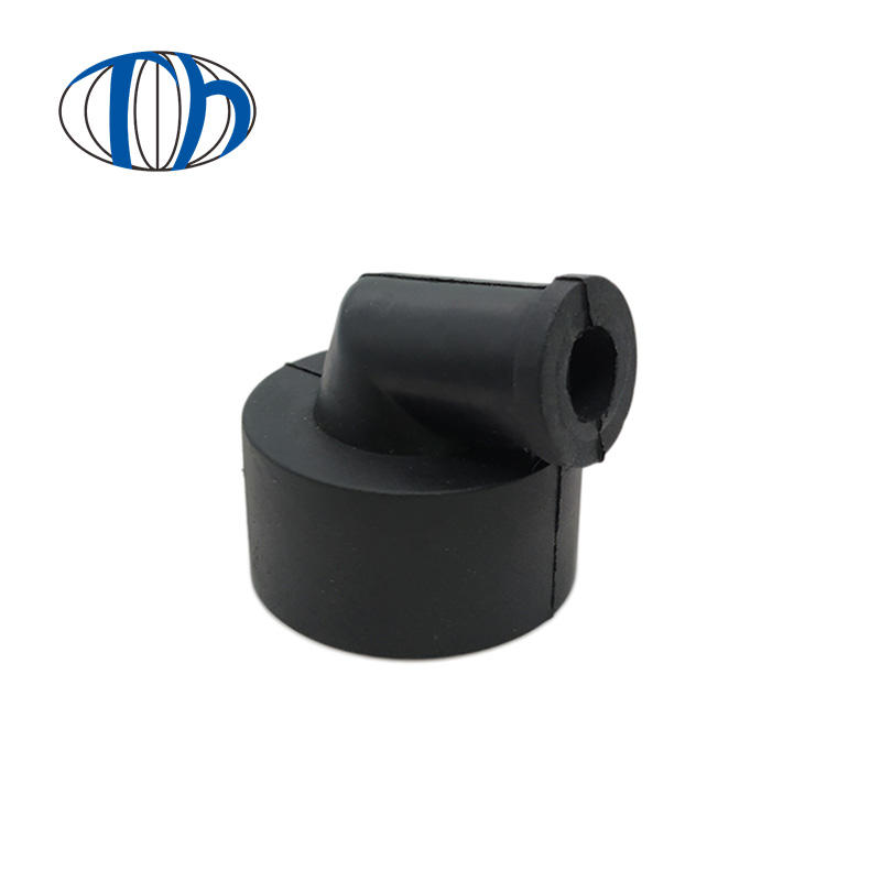 Customized waterproof 90 degree rubber elbow parts rubber plug pipe fittings