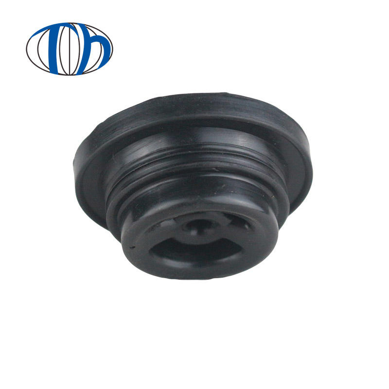 Good oil resistance good waterproof rubber oil stopper factory direct sales rubber hoses silicone plug
