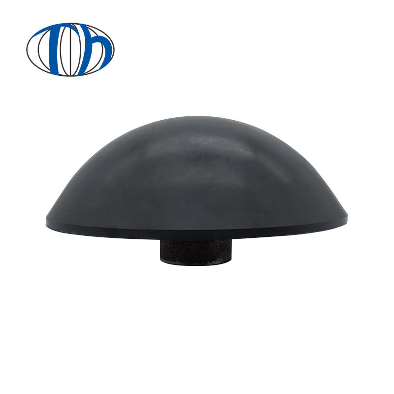 Best selling silicone rubber machinery parts, dome rubber parts Regulating valve