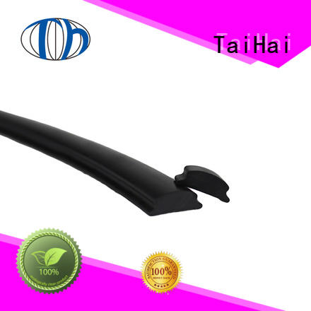 T shape protection TPV edge band for machinery