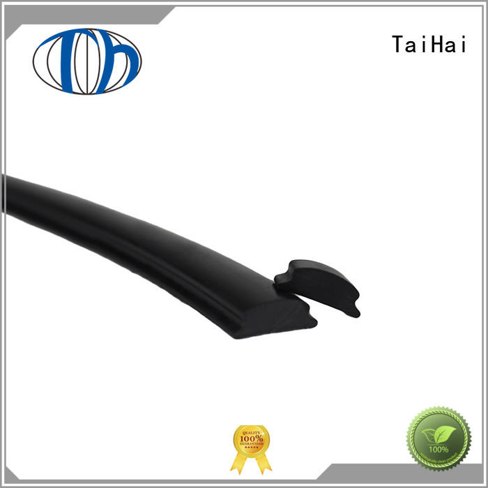 TaiHai groove rubber edge protector wholesale for boat
