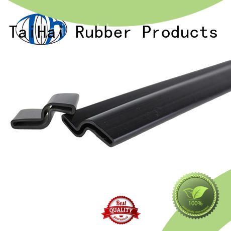 milk colour rubber edge protector manufacturer for boat