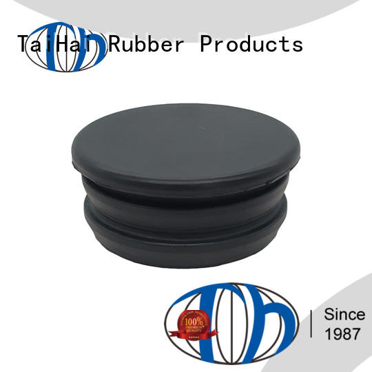 TaiHai furniture metal rubber stopper pipe fittings for car