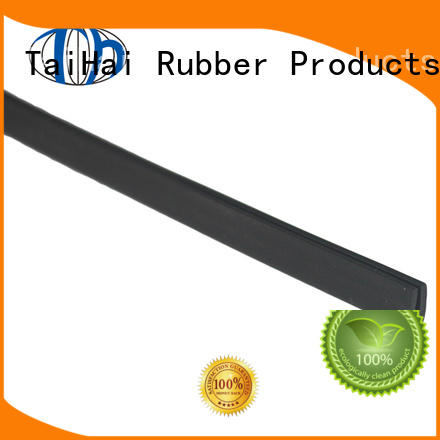 Customized crashproof rubber sealing strip for boat
