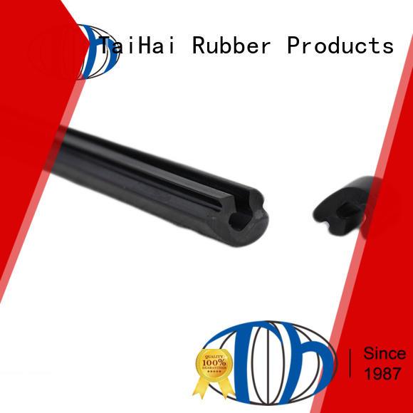 rubber edge strip & edge rubber