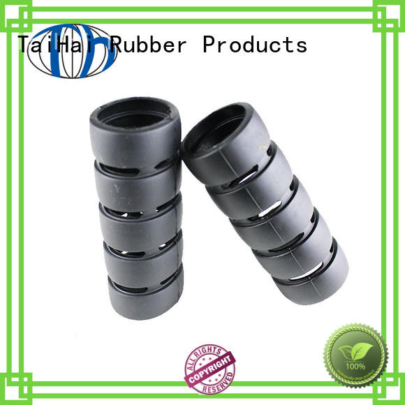 molded rubber parts & rubber protective strips