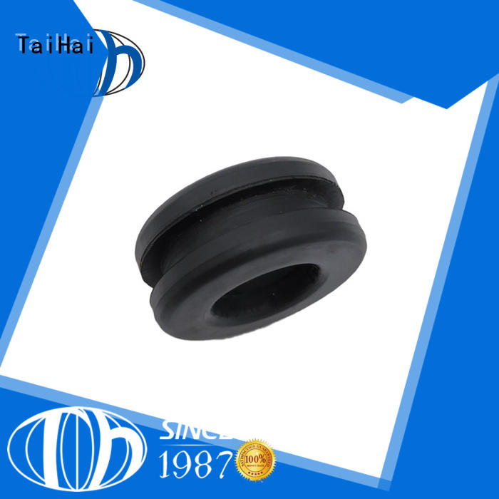 TaiHai sound insulation rubber grommet sizes wholesale for machinery