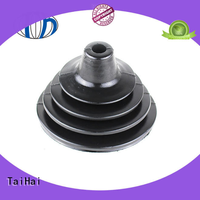 TaiHai rubber dust cover standard parts for woodworking machinery