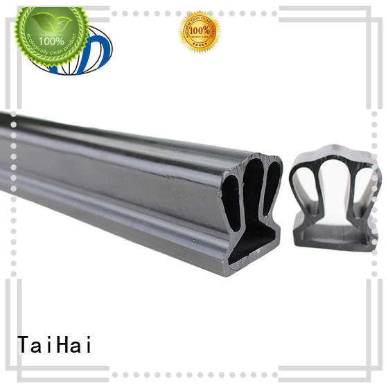 TaiHai professional rubber bumper strip manufacturer for steel plastic doors and windows