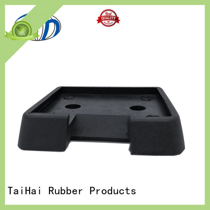 TaiHai good shock resistance rubber bumper pads mechanical foot pad for automobile