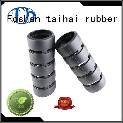 Motorcycle rubber handlebar antiskid inflatable rubber handlebar