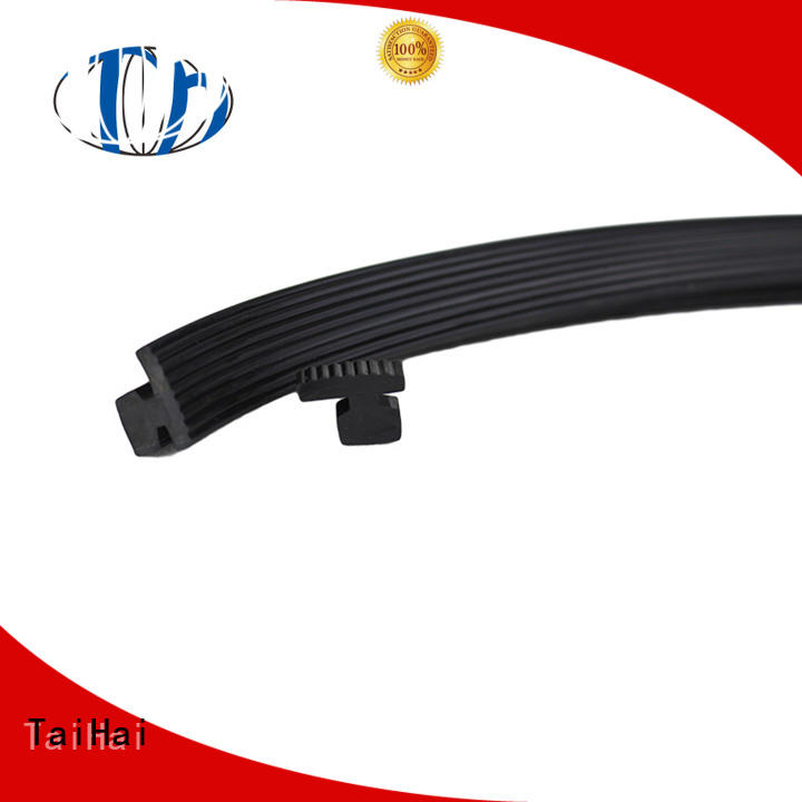 TaiHai auto weather stripping for car doors manufacturer for food equipment machinery