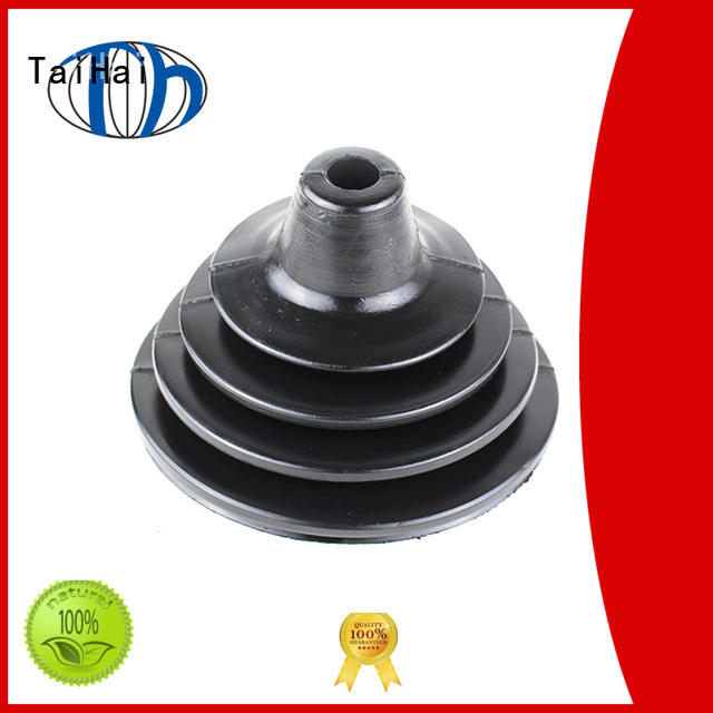 corrugated rubber cover standard parts for automobile