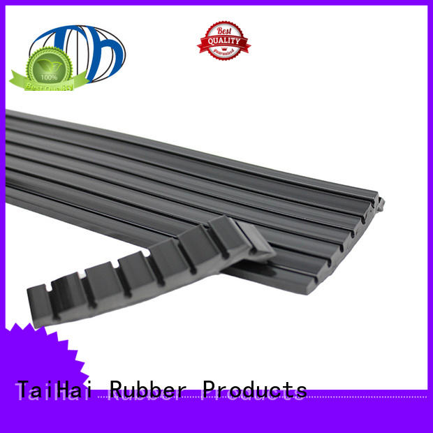 TaiHai silicone rubber weather stripping supplier for car door