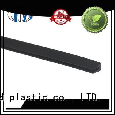 butyl rubber stopper & pvc edge strip