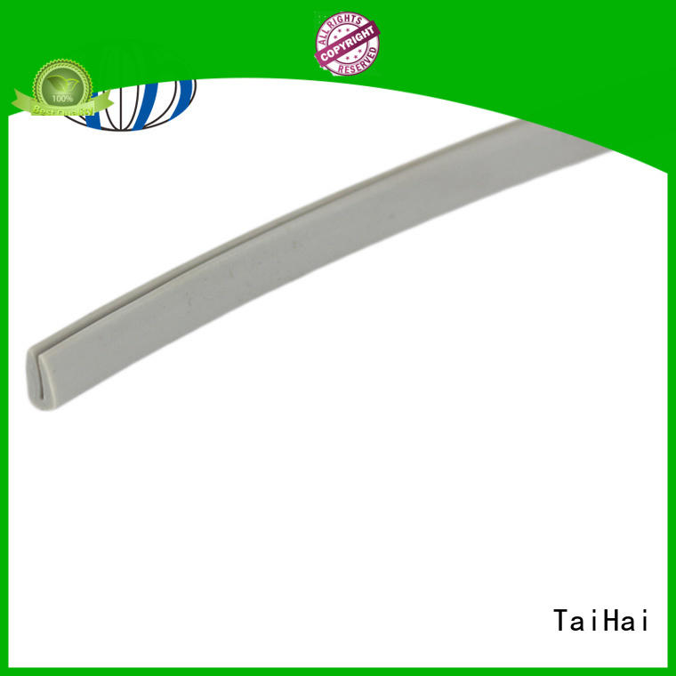 TaiHai rubber sealing strips manufacturer for steel plastic doors and windows