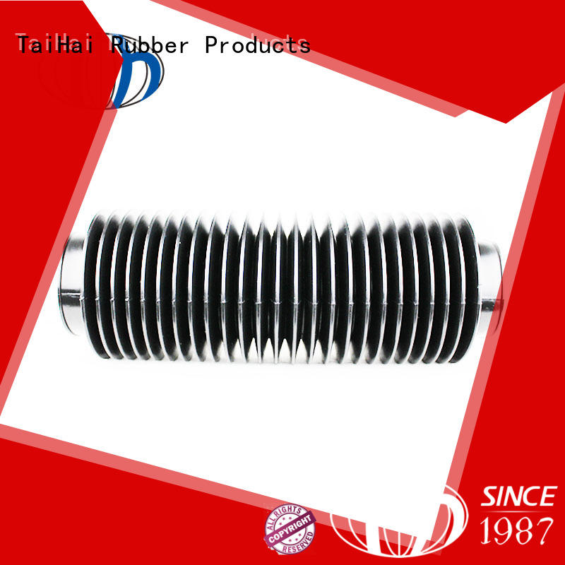TaiHai corrugated bellow cover dust jacket for automobile