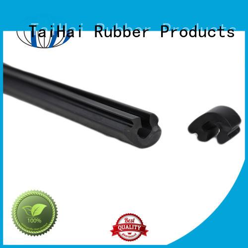 TaiHai foam rubber sealing strips manufacturer for machinery