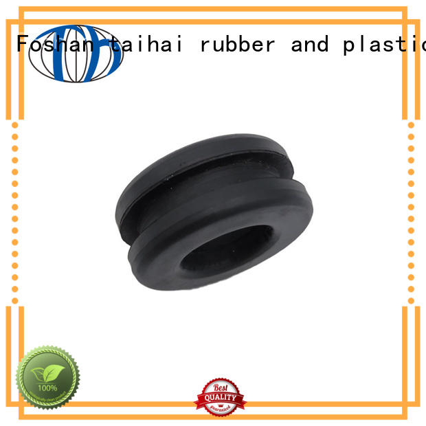 TaiHai sound insulation rubber grommet sizes manufacturer for machinery