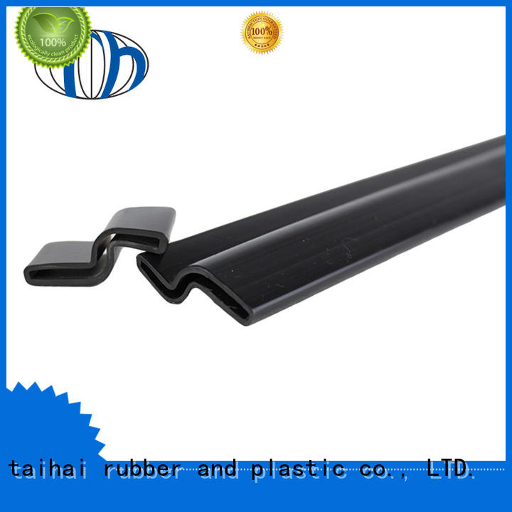 High quality bellow shape shockproof TPU sealing strip for car door
