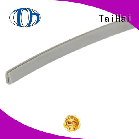 TaiHai rubber seal strips manufacturer for steel plastic doors and windows