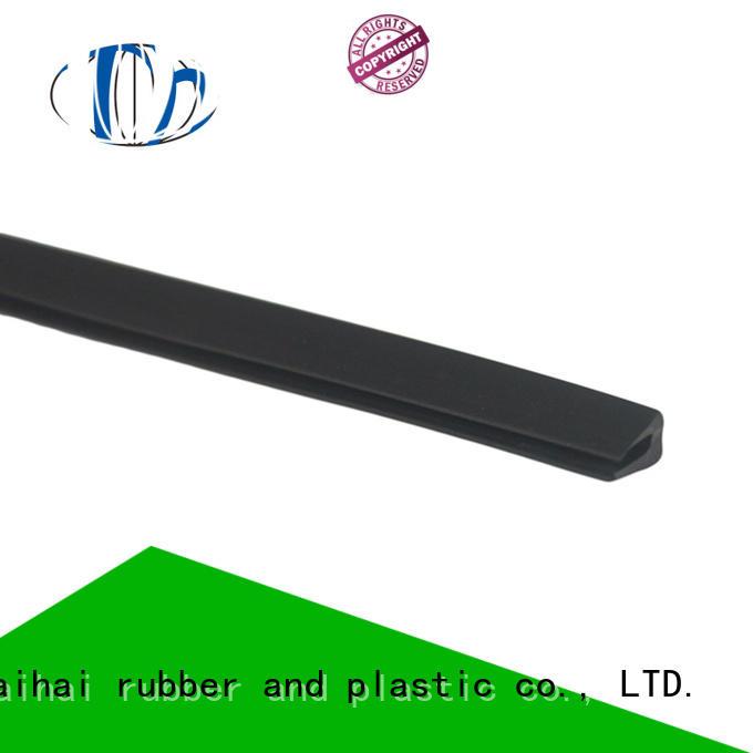 Heavy-duty machinery U shape shockproof crashproof PVC sealing strip