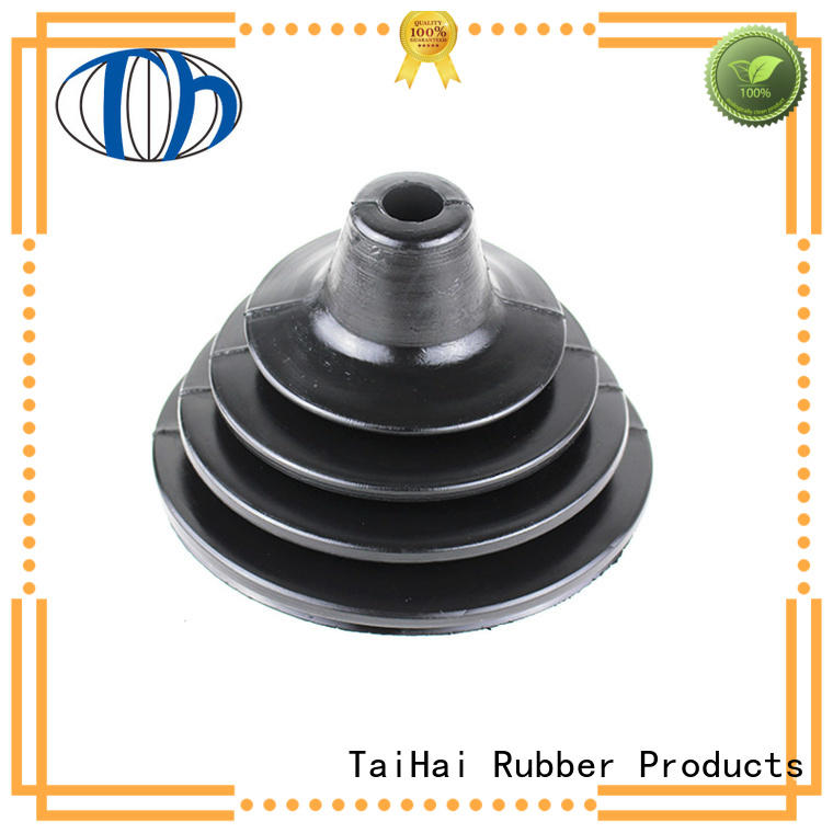 new rubber dust boot direction machine ball cage for oil press car steering valve TaiHai