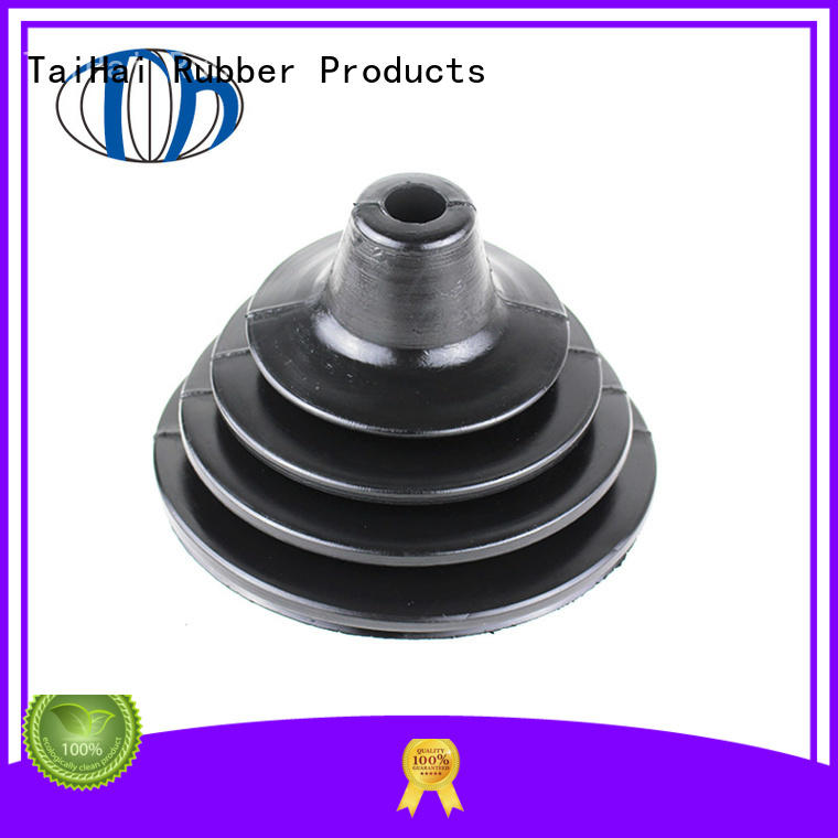 TaiHai telescopic industrial bellows covers for oil press car steering valve