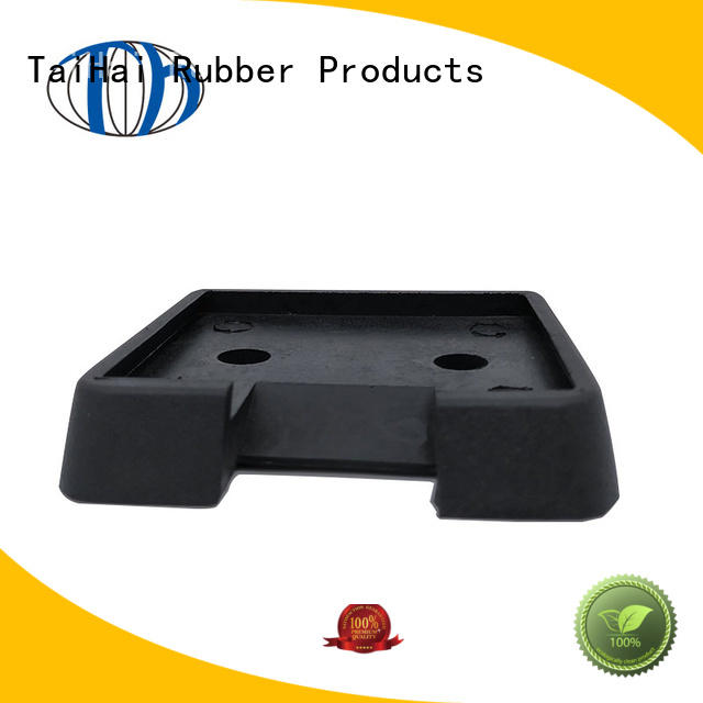 shockproof rubber cushion supplier for machinery